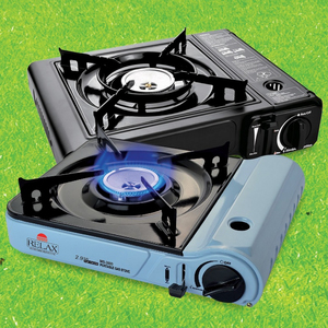 Relax Portable Gas Stove Assorted 1pc MS-3800