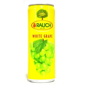 Rauch White Grape Juice Drink 355ml