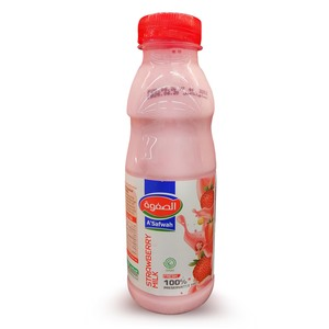 A' Safwah  Strawberry Milk 500ml