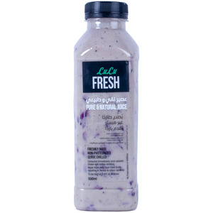 Lulu Fresh Blueberry Banana Smoothie 500ml