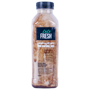 Lulu Fresh Chocolate Banana Smoothie 500ml