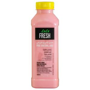 Lulu Fresh Strawberry Lassi 500ml