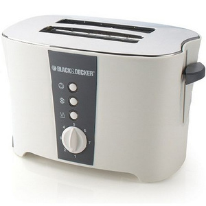 Black&Decker 2 Slice Toaster ET122-B5
