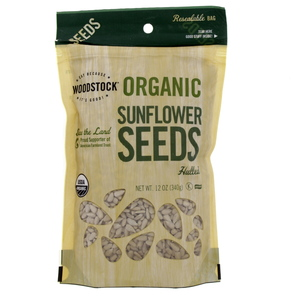 Woodstock Sunflower Seeds 340g