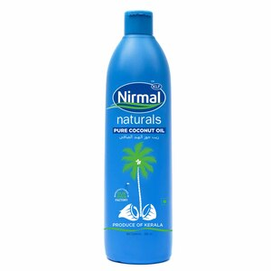 KLF Nirmal Pure Coconut Oil Natural 400ml