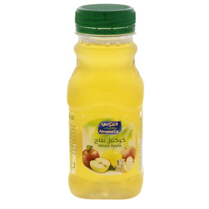 Almarai Mixed Apple Fruit Juice 200ml