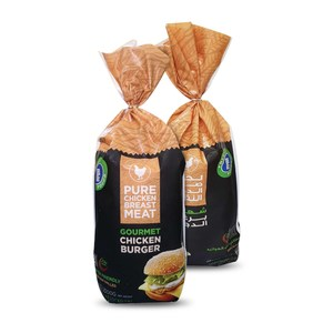 Freshly Foods Gourmet Chicken Burger 2 x 1kg