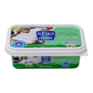 Nadec White Feta Cheese Regular Full Fat 200g