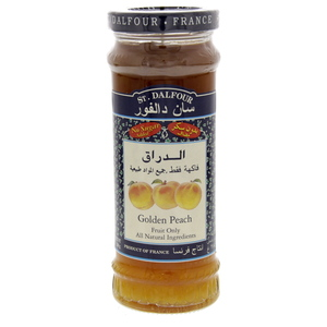 St.Dalfour Golden Peach Spread 284g