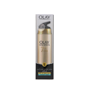 Olay Total Effects 7 in One SPF 15 Anti-Ageing Moisturiser 50ml