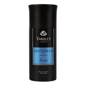 Yardley Gentleman SUave Body Spray Men 150ml
