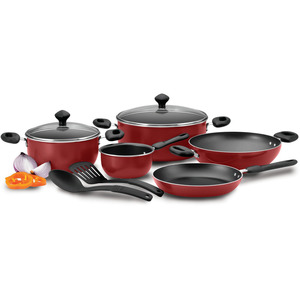 Prestige Cookware Set 9pc