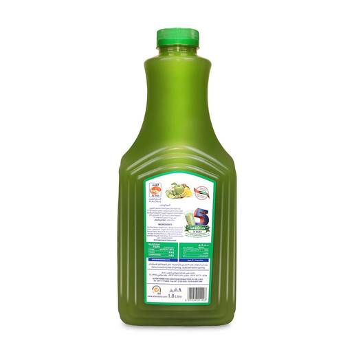 Al Ain Green Cocktail Nectar 1.8Litre