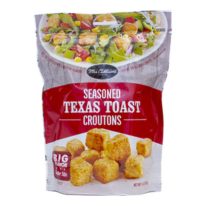Mrs. Cubbisons Seasoned Texas Toast Crotouns 141g