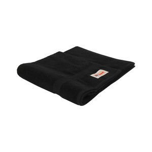 Bravo Bath Towel W70xL140cm Black