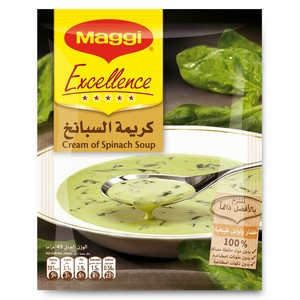 Maggi Excellence Cream Of Spinach 49g