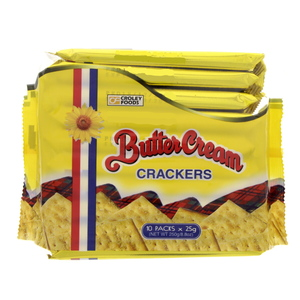 Croley Foods Butter Cream Crackers 25g