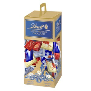Lindt Swiss Premium Assorted Chocolate 350g