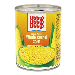 Libby's Golden Sweet Whole Kernel Corn 198g