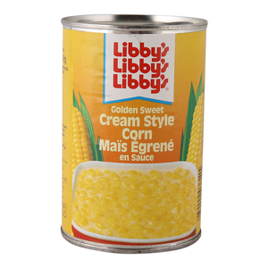 Libby's Golden Sweet Cream Style Corn 418g