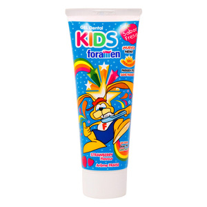 Foramen Kids Dental Gel Strawberry 75ml