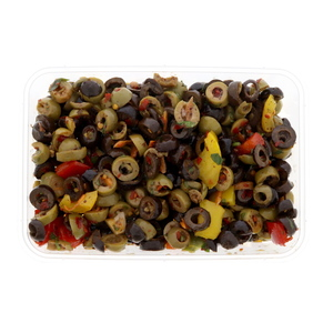 Vegetarian Sliced Olive Salad 300g