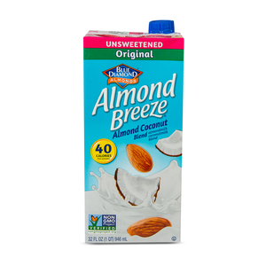 Blue Diamond Unsweetened Almond Coconut Milk Original  946ml