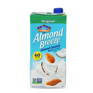 Blue Diamond Almond Breeze Original Almond Coconut Milk 946ml