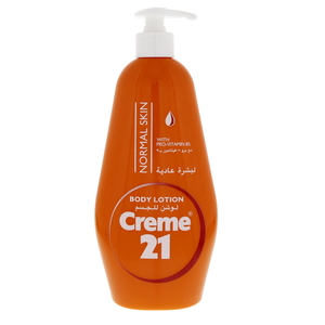 Creme 21 Body Lotion Normal Skin 600ml