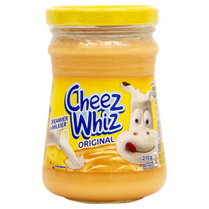 Cheez Whiz Original 210g