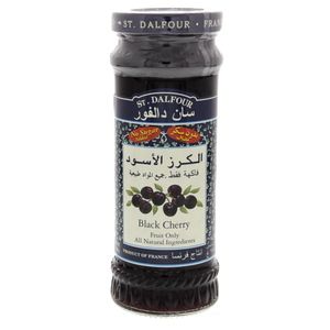 St.Dalfour Black Cherry Spread 284g