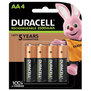 Duracell AA Battery 4pcs