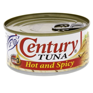Century Tuna Hot And Spicy 180g