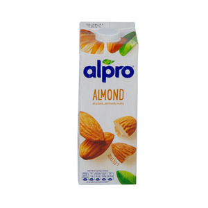 Alpro Roasted Almond Milk Drink 1Litre