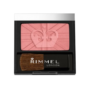 Rimmel London Lasting Finish Soft Colour Blush With Brush Shade 120 Pink Rose 1pc
