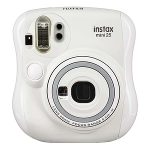 Fujifilm Instax Camera mini 25 White