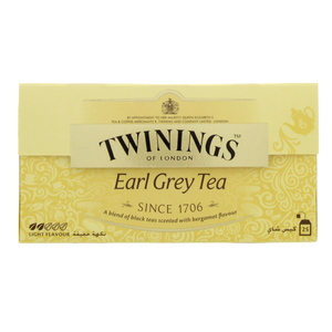Twinings Earl Grey Tea Bags 25pcs