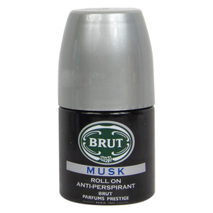 Brut  Anti-Perspirant Roll On Musk 50ml