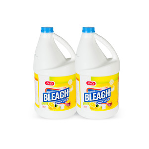 Lulu Bleach Lemon 1 Gallon x 2pcs