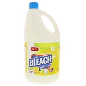 Lulu Liquid Bleach Lemon 1.89Litre