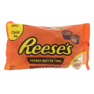 Hershey's Reese's Peanut Butter Cups Miniatures 340g