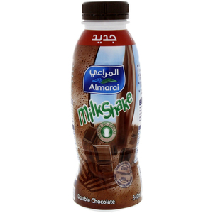 Almarai Milk Shake Double Chocolate 340ml
