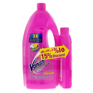 Vanish Stain Remover Liquid Multi Use 1.8Litre + 500ml