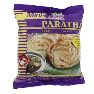 Kawan Mini Paratha 6pcs