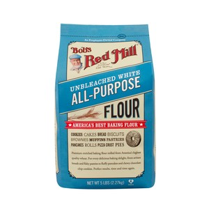 Bob's Red Mill Unbleached White All Purpose Flour 2.27kg