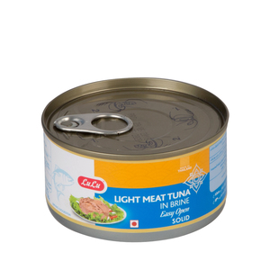 Lulu Light Meat Tuna Solid In Brine 185g