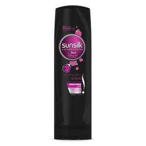 Sunsilk Conditioner Black Shine 350ml