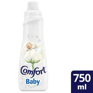 Comfort Concentrated Fabric Conditioner Baby 750ml