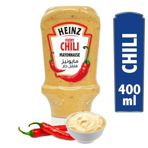 Heinz Mayonnaise Fiery Chili 400ml