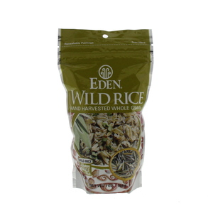 Eden Wild Rice Whole Grain Gluten Free 198g
